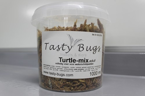 Turtle Mix Adult 1000ml