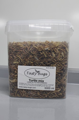 Turtle Mix Adult 5000ml